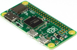 Raspberry Zero - der neue kleine Raspi