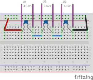 Kondensator Reihenschaltung
