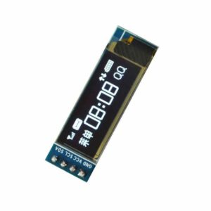 0,91 I2C OLED Display
