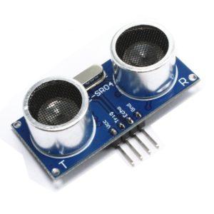 HC-SR04 Ultraschall Entfernungsmesser