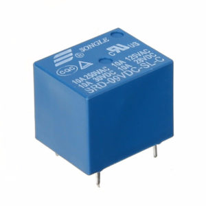 Printrelais SRD-9VDC-SL-C