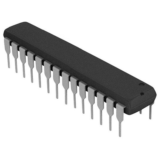 ATMega328,MCP 23S17-E/SP