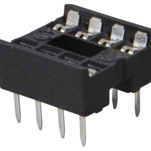 IC Fassung 8-polig