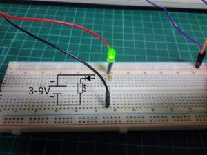 Relais Test-Stromkreis