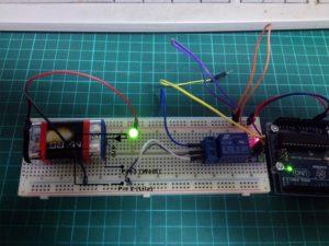 Relais Test-Stromkreis 3