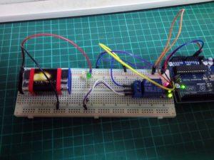 Relais Test-Stromkreis 5