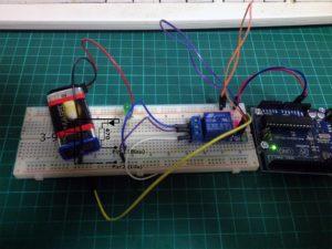 Relais Test-Stromkreis 1