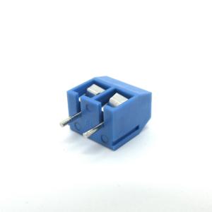 Leiterplatten-Anschlussklemme anreihbar 2-polig
