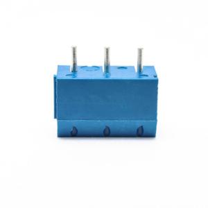 Leiterplatten-Anschlussklemme anreihbar 3-polig