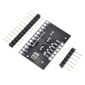 MPR121 kapazitives Touch-Sensor-Controller-Modul (12 Kanäle)