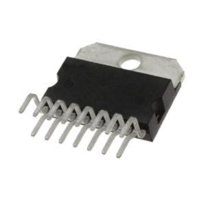 L298N 2A Voll-, Halbbrückenmotortreiber Multiwatt V 15-Pin