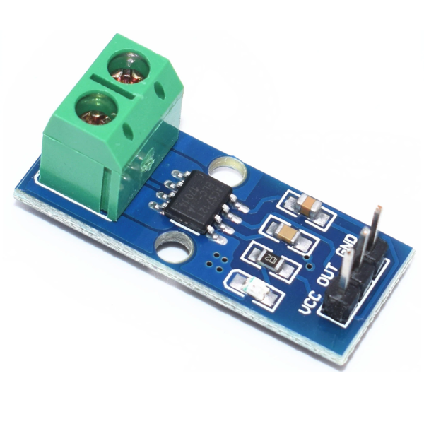 Stromsensormodul ACS712 30A