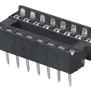 IC Fassung 16-polig