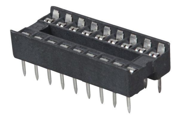 IC Fassung 18-polig