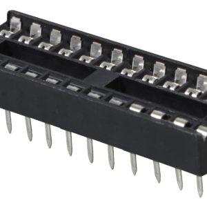 IC Fassung 24-polig