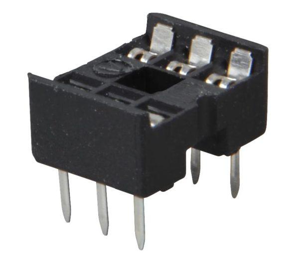 IC Fassung 6-polig