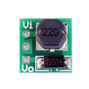 ME2108 Stepup-Modul 1V-5V - 5V Out