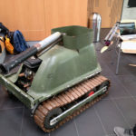 Mini Maker-Faire Darmstadt: Panzer