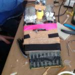Mini Maker-Faire Darmstadt: Workshop Roboter selbst bauen